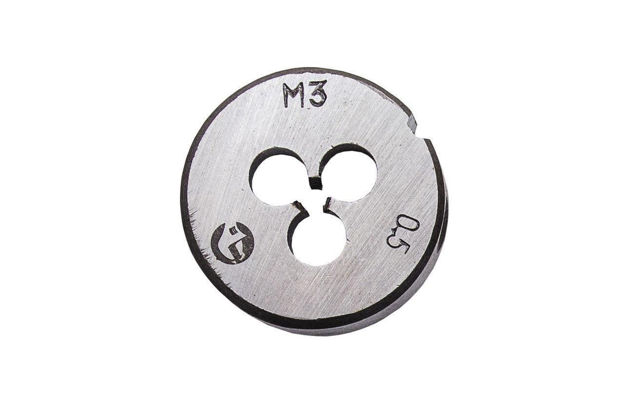 Плашка Intertool - M8 х 1,25