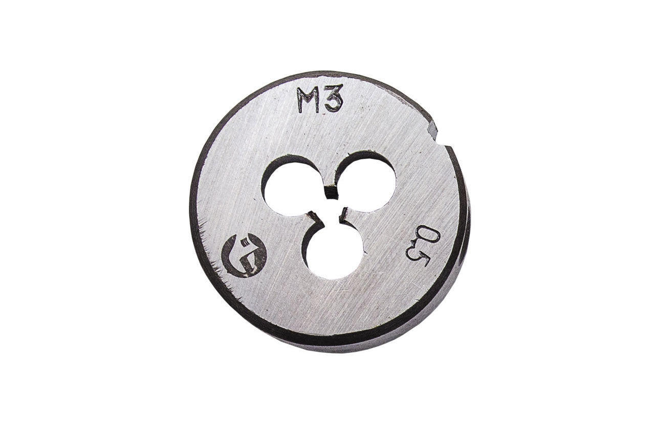 Плашка Intertool - M10 х 1,25