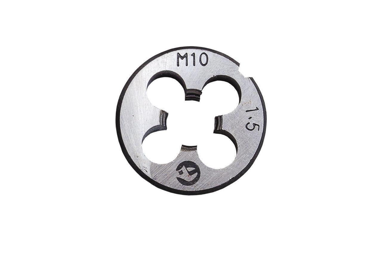 Плашка Intertool - M10 х 1,5
