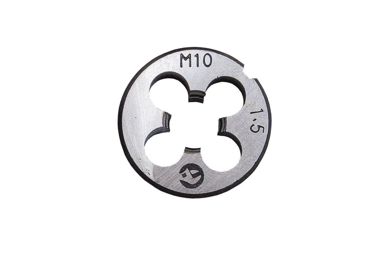 Плашка Intertool - M12 х 1,5