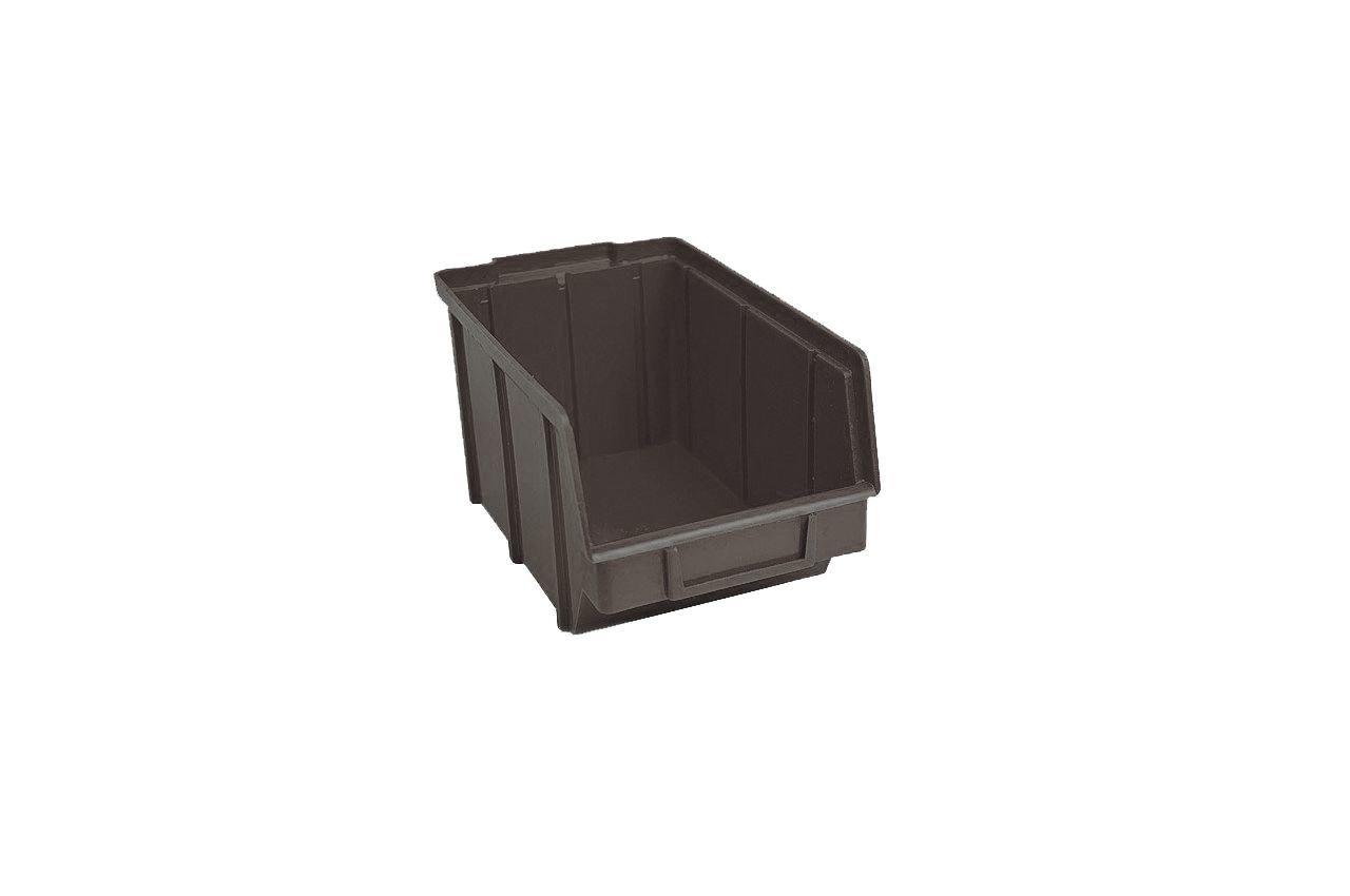 Ящик для метизов Wave - 350 х 210 х 200 мм, черный