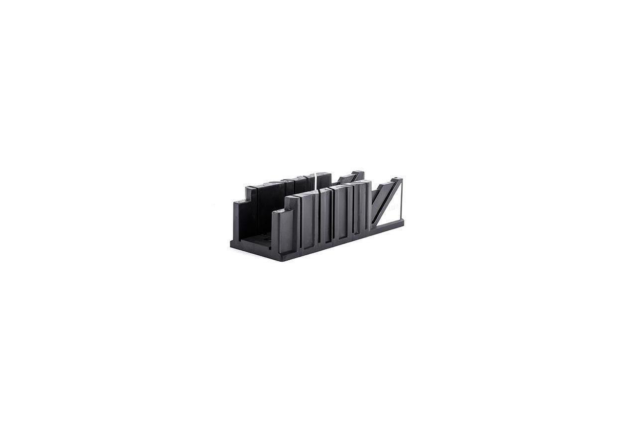 Стусло пластиковое Intertool - 233 х 53 х 53 мм