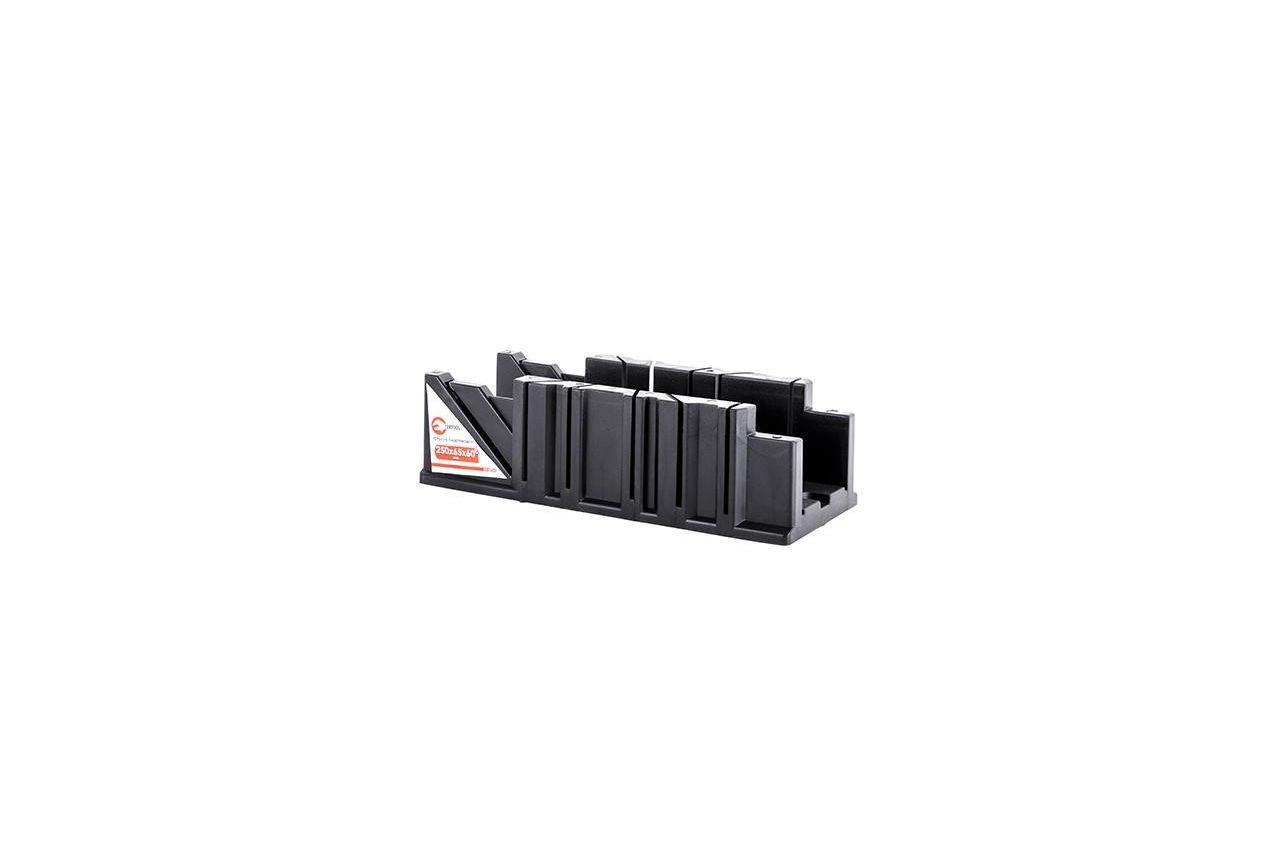 Стусло пластиковое Intertool - 250 х 65 х 60 мм