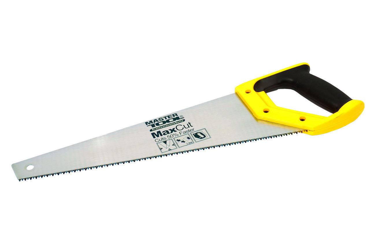 Ножовка по дереву Mastertool - 400 мм, 7T х 1