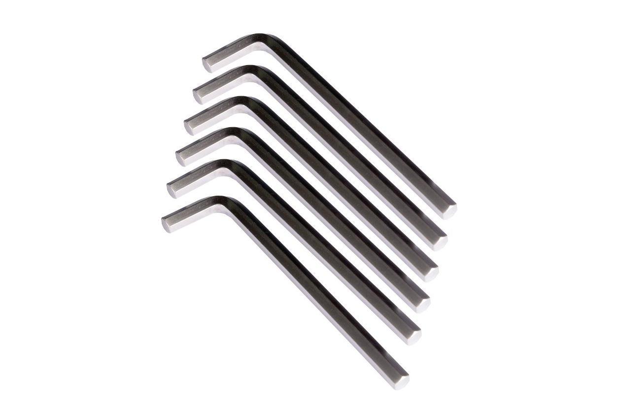 Ключ торцевой шестигранный Mastertool - 2,5 мм 10 шт.