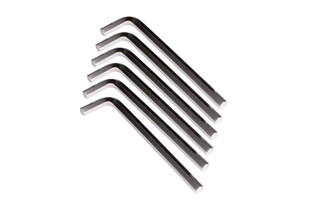 Ключ торцевой шестигранный Mastertool - 7 мм