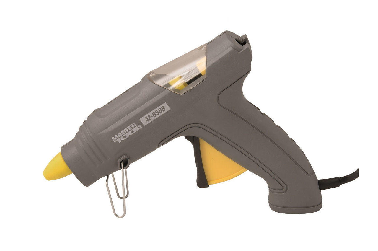 Пистолет клеевой Mastertool - 11,2 мм х 200 Вт