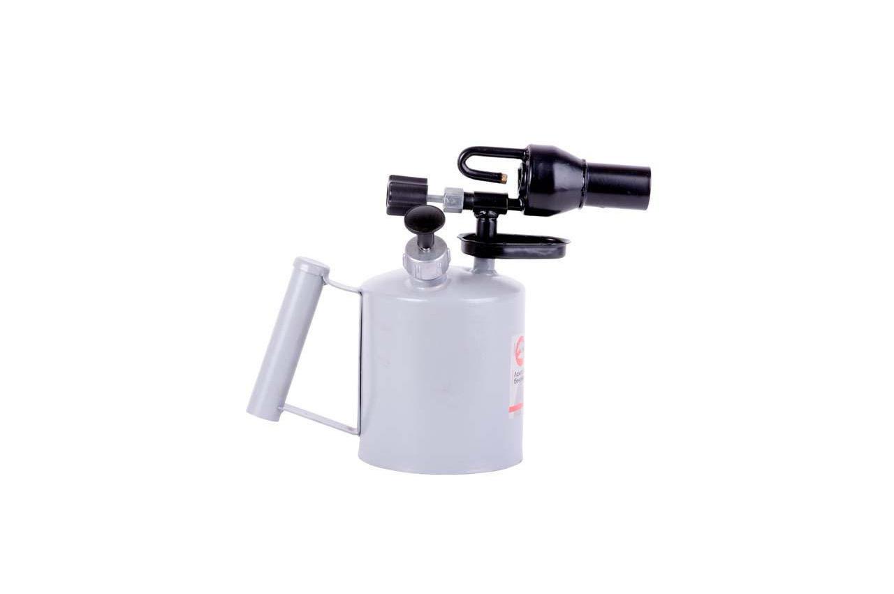 Паяльная лампа бензиновая Intertool - 1 л, GB-0031
