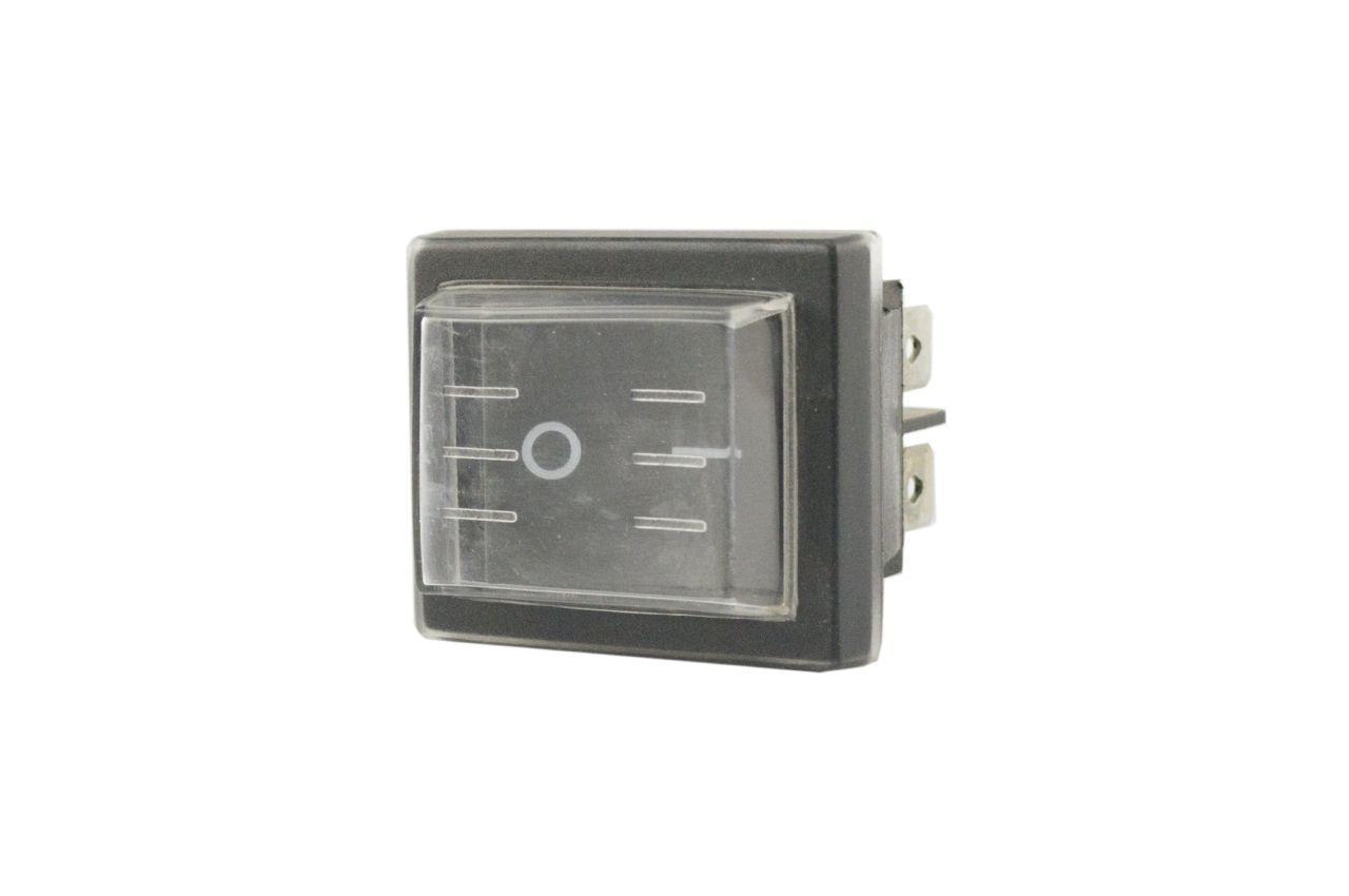 Кнопка станка заточного Асеса - 10 А (6 контактов)