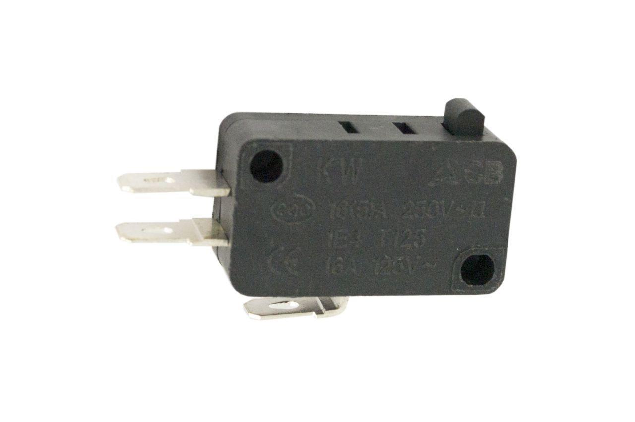 Кнопка микрик Асеса - 12А 3 контакта