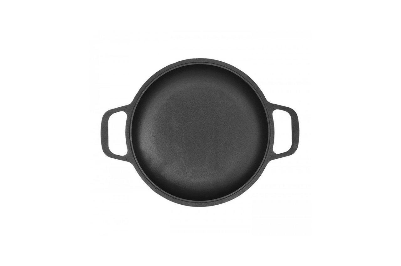 Сковорода-крышка чугунная Биол - 220 х 34 мм