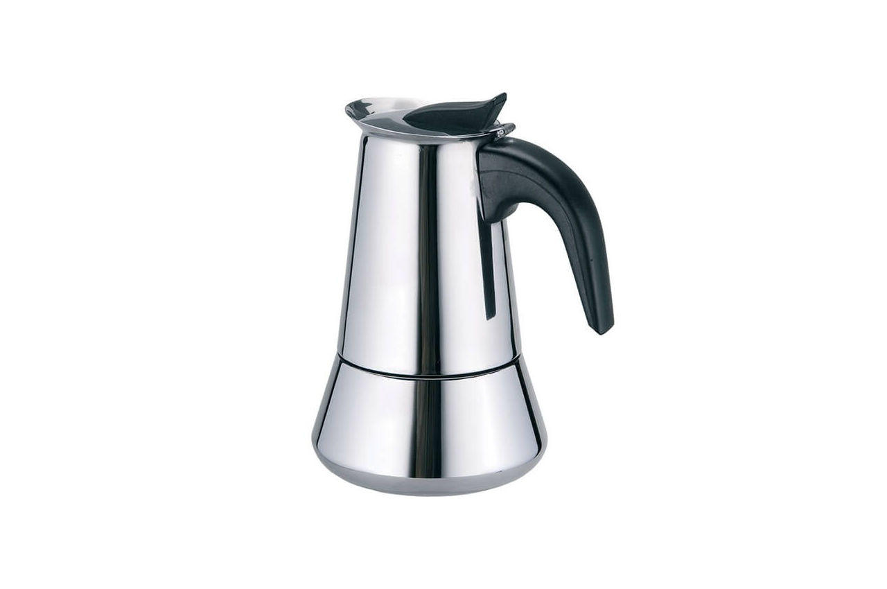 Кофеварка гейзерная Maestro - 200 мл MR-1660-2