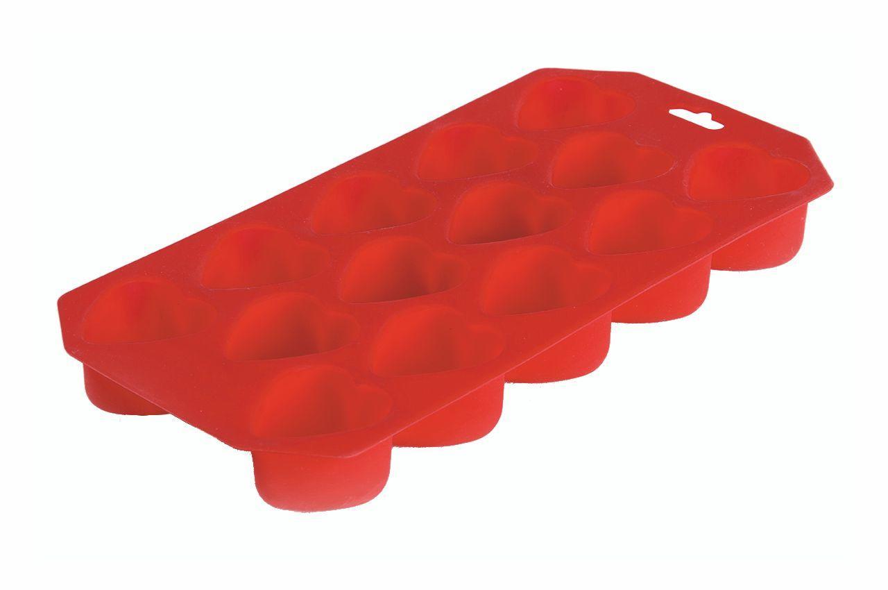 Форма для льда Maestro - 14 сердечек MR-1587
