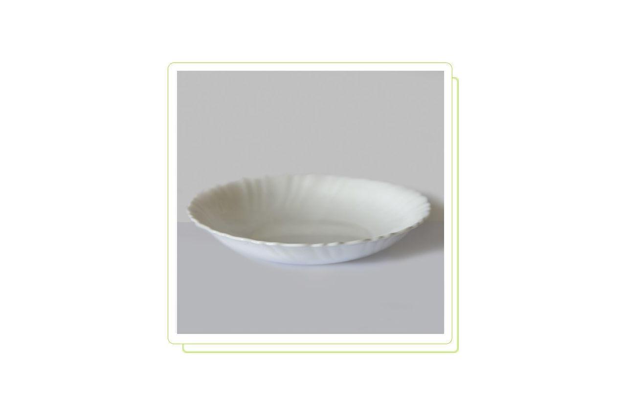 Тарелка глубокая жар-стекло Maestro - 212 мм