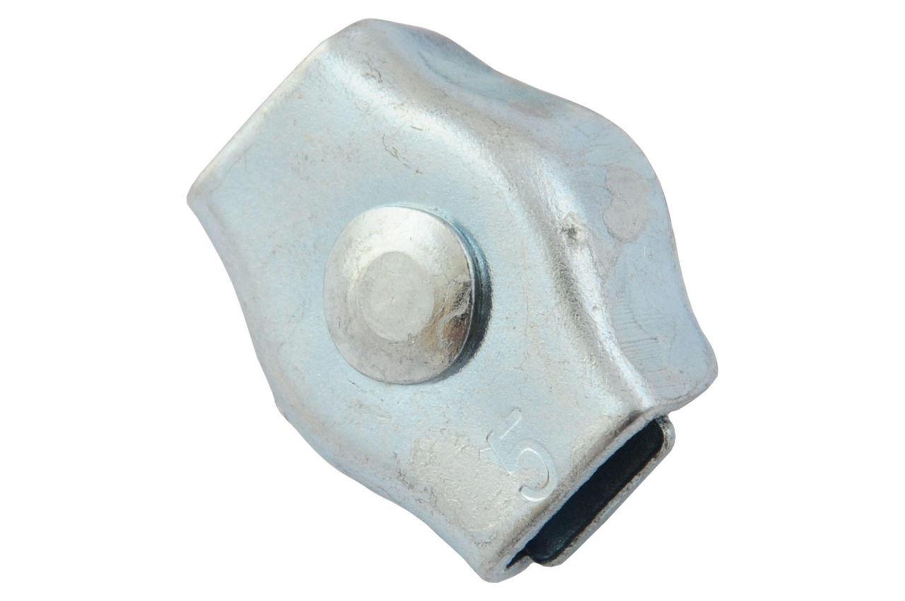 Зажим для троса Apro - 5 мм, одинарный