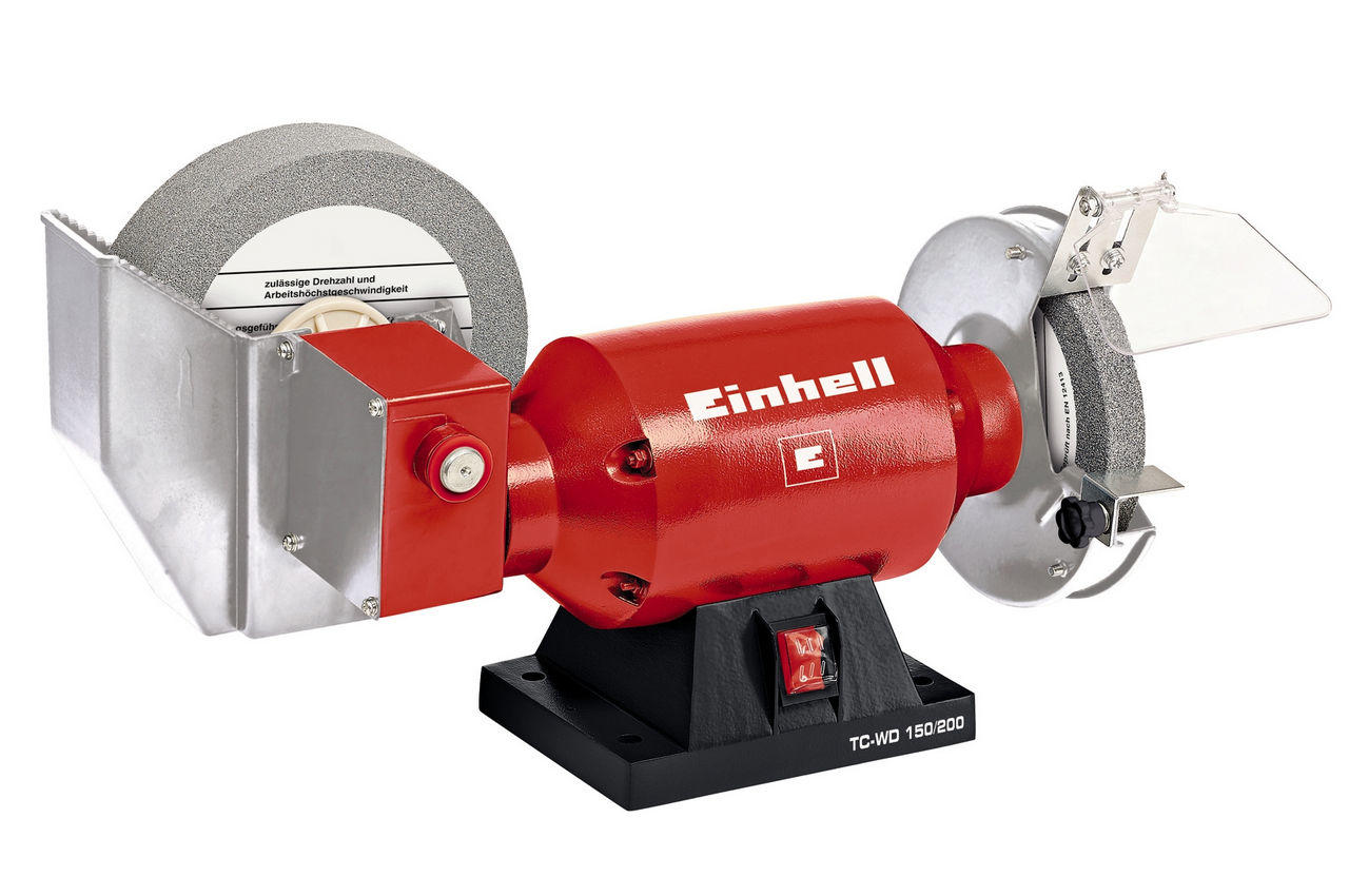 Станок заточной Einhell - TC-WD 150/200 Classic, 4417240