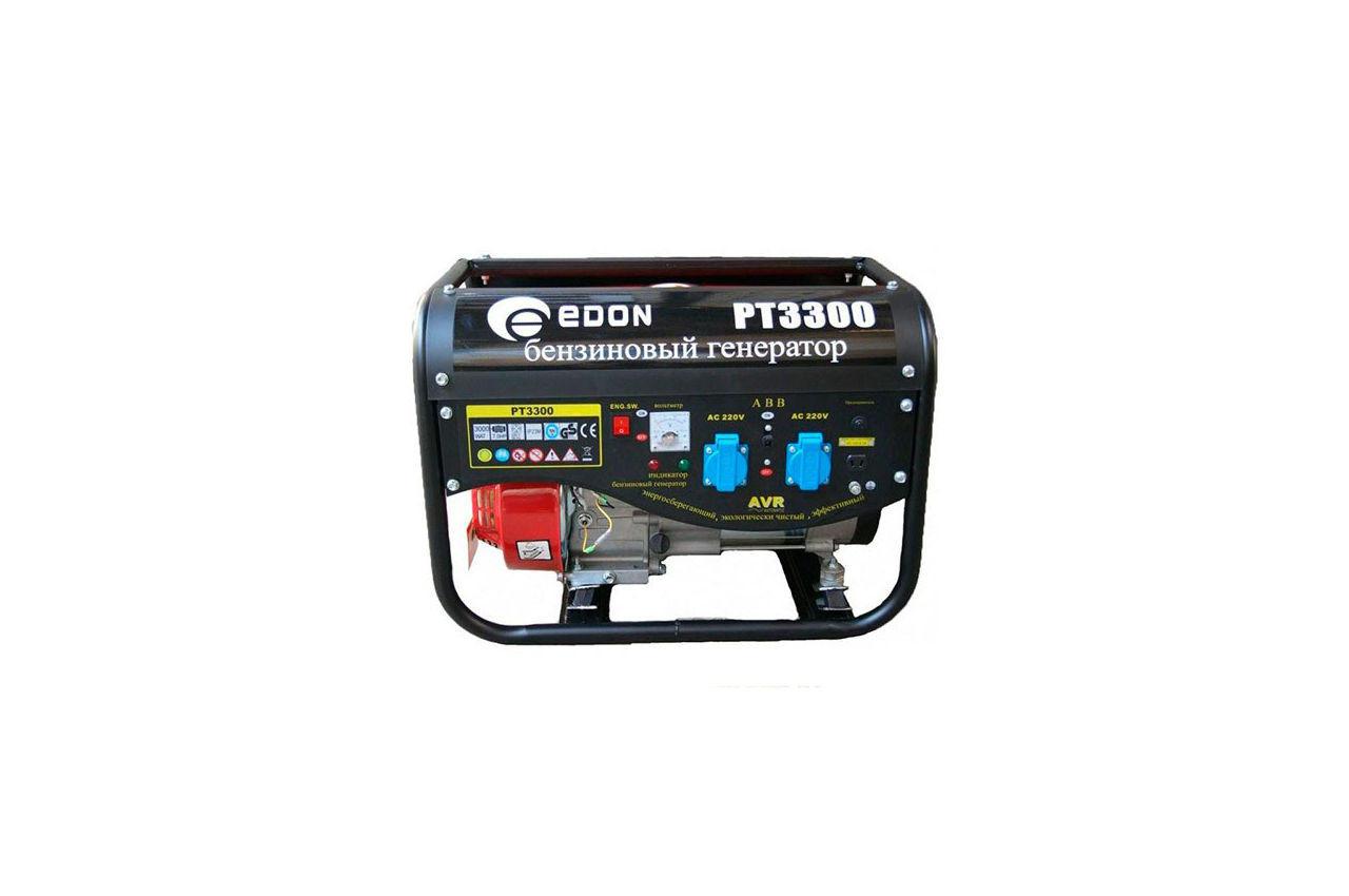 Генератор бензиновый Edon - PT-3300