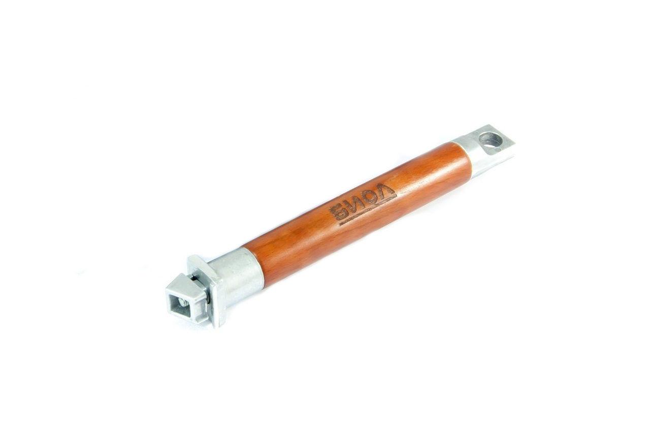 Ручка для сковороды Биол - деревянная съемная