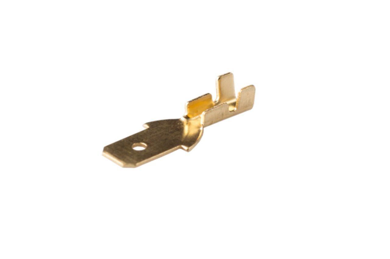Наконечник вилочный WTE - 6,2 мм x 2,5-4 мм² (250 шт.) AY11