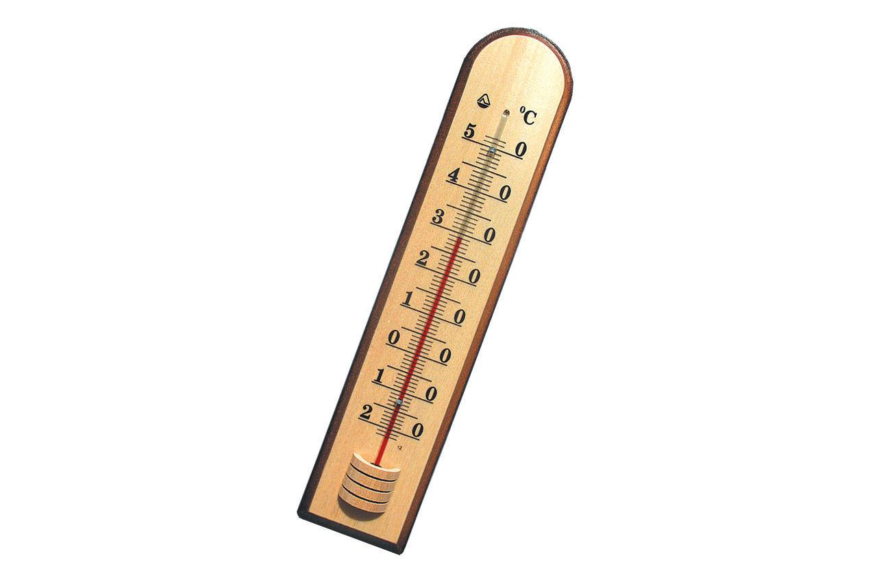 Термометр комнатный Стеклоприбор - (-20/+50°C) Д-7, 300087