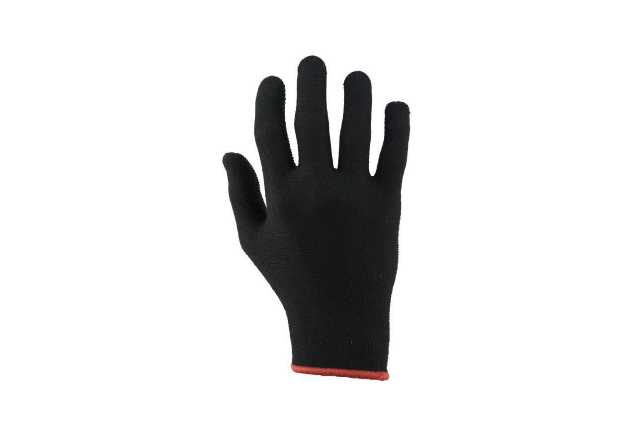 Перчатки PRC - нейлон с точкой L 12 шт.