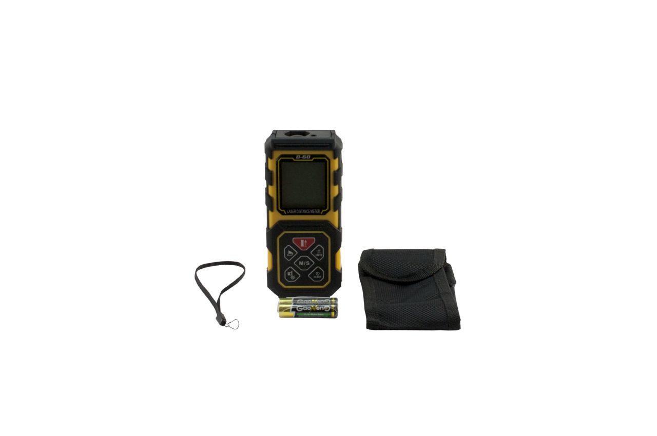 Дальномер лазерный Housetools - 60 м, 29B906