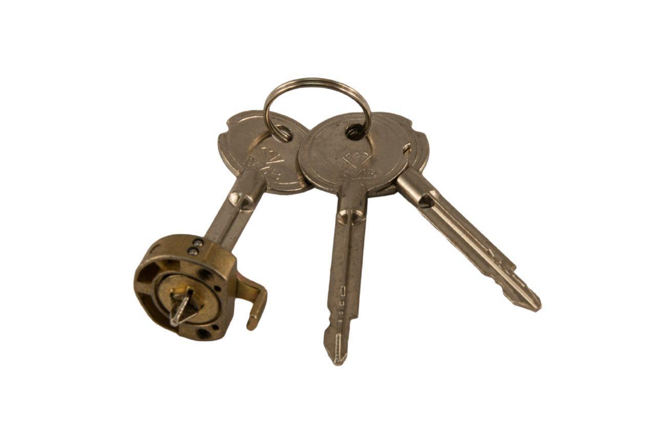 Цилиндр FZB - крестовой ключ РВ