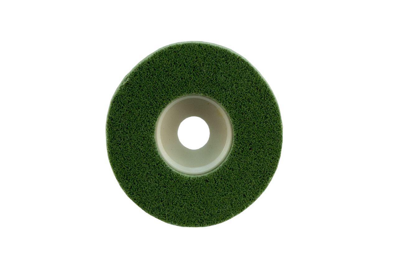 Вспененный абразив на платформе Pilim - 125 x 10 мм x P240, зеленый