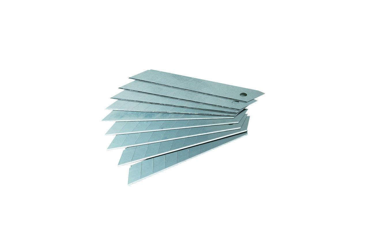 Лезвие сегментное Mastertool - 9 мм, 7 сегментов (10 шт.)