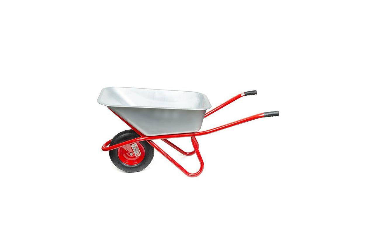 Тачка садово-строительная Intertool - 85 л x 150 кг, x 1 колесо (4,0-8,0)