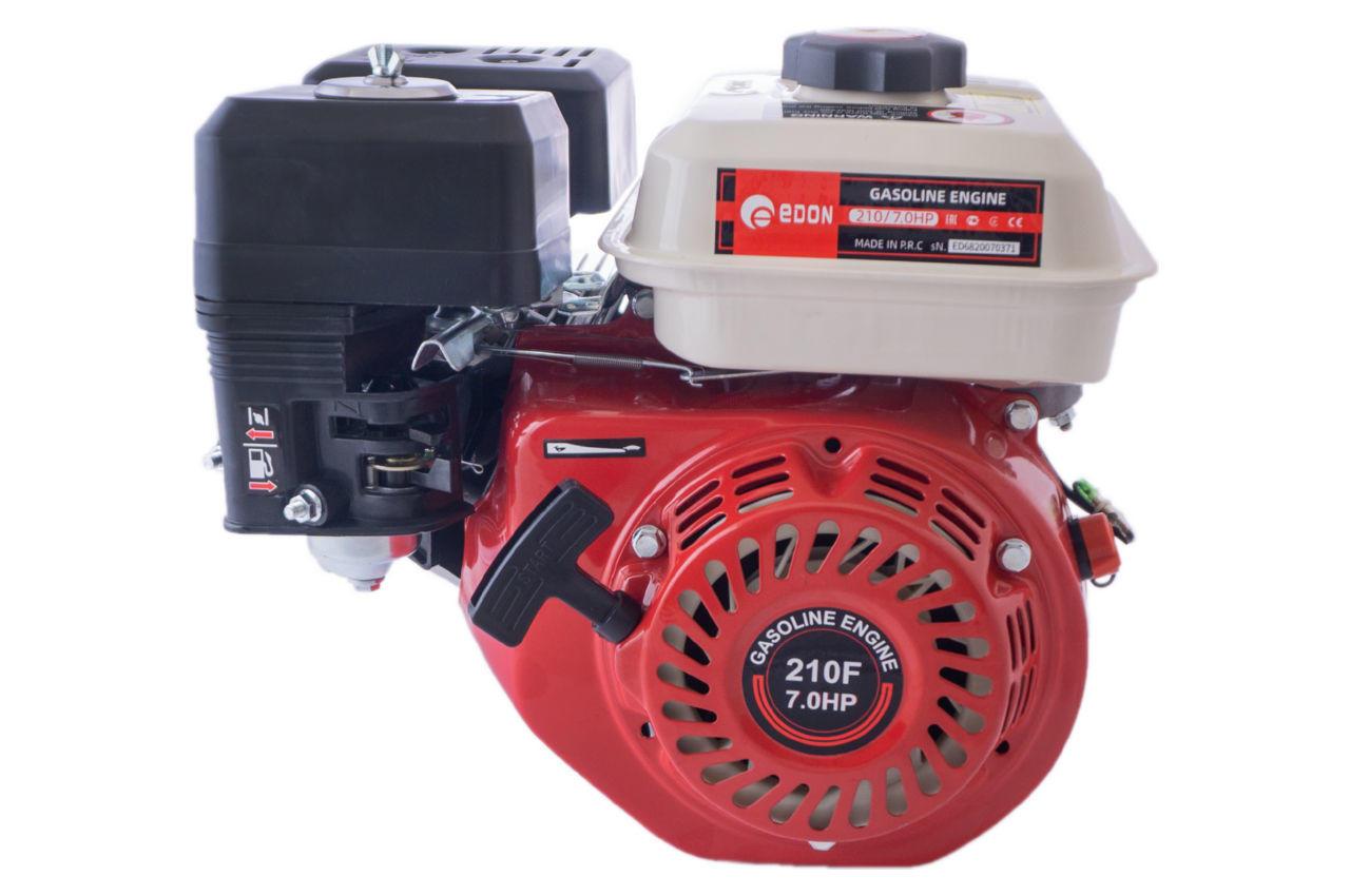 Двигатель Edon - 168-7,0HP PT-210, 168-7.0HP