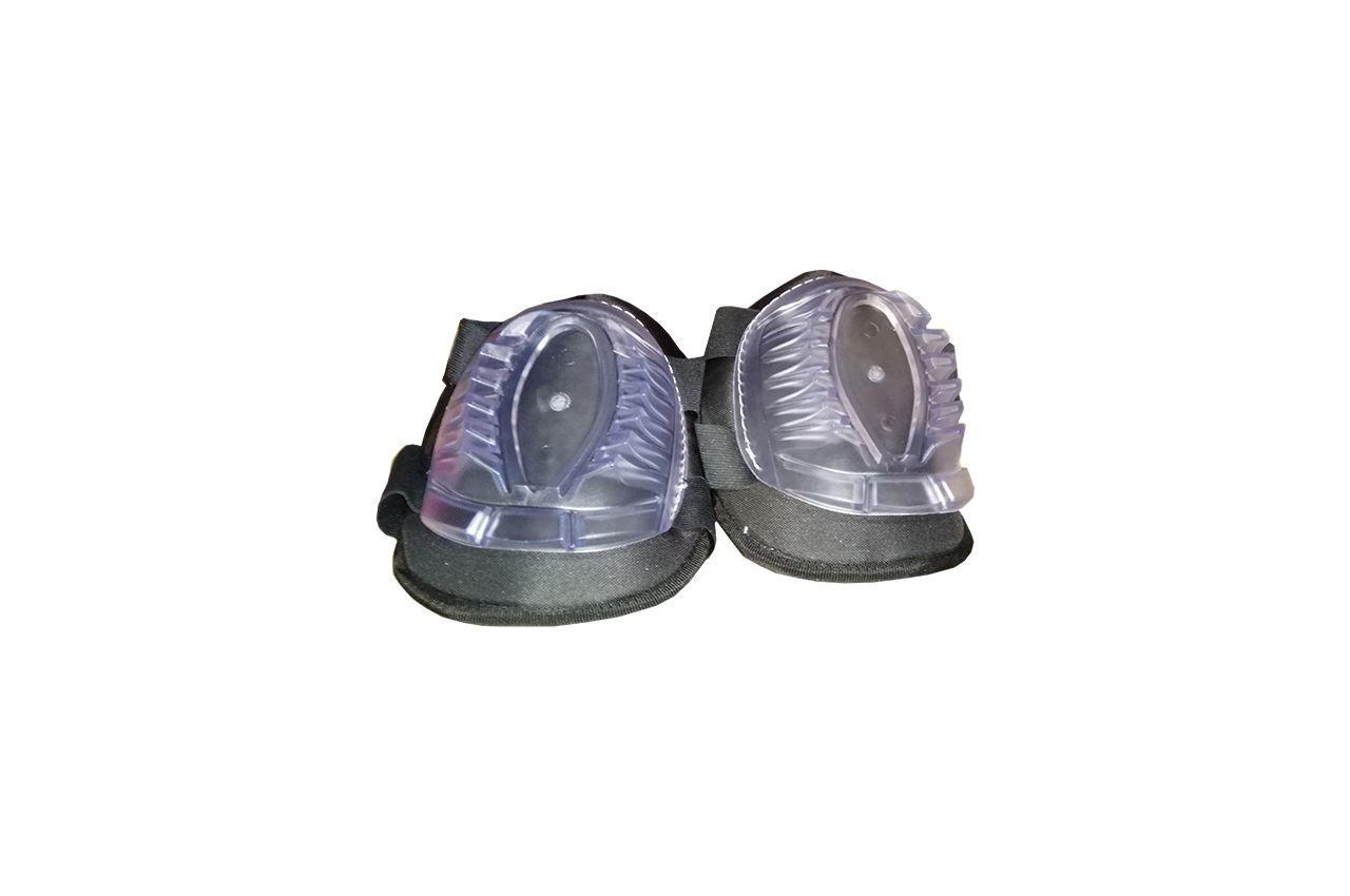 Наколенники Housetools - резиновые с силиконовой подушкой чашка (2 шт.), 82B163