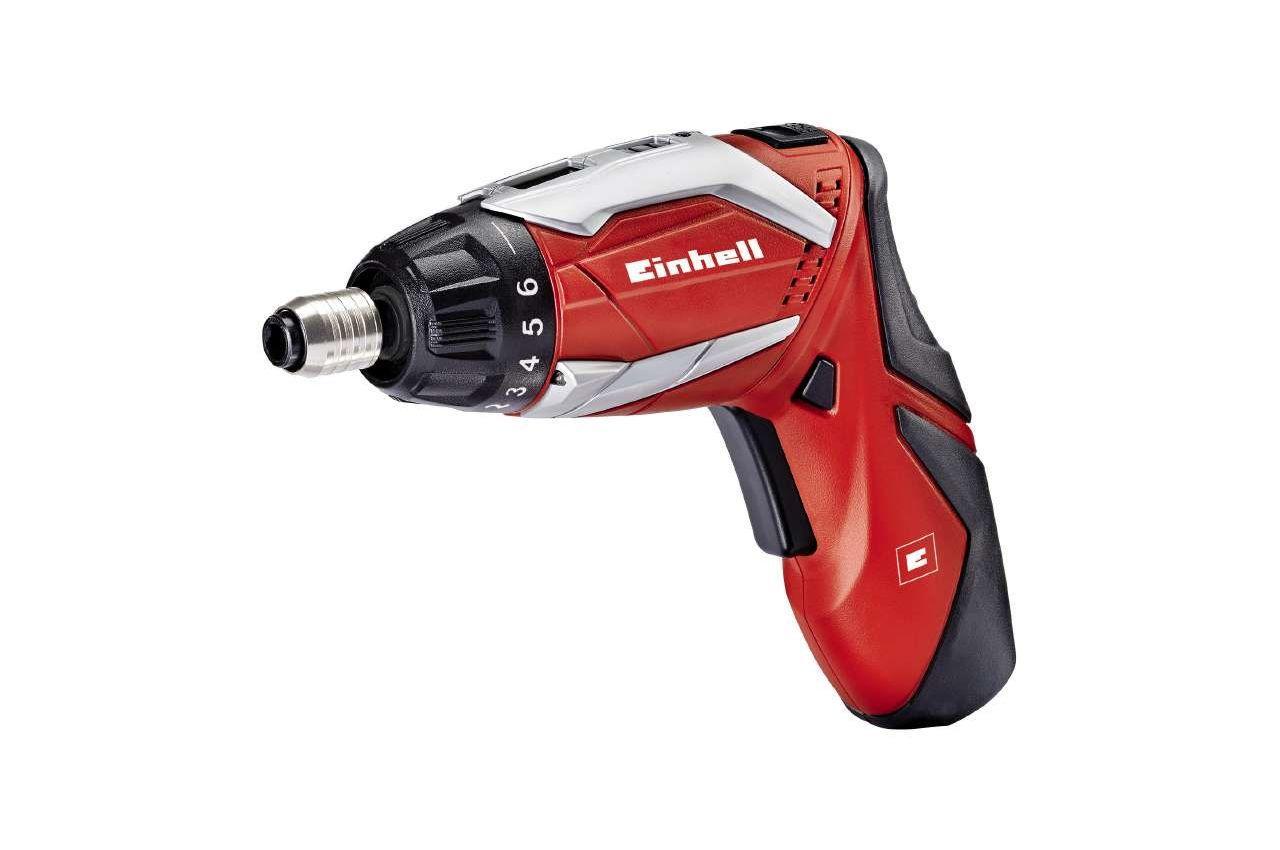 Отвертка аккумуляторная Einhell - TE-SD 3,6 Li Kit Expert, 4513495