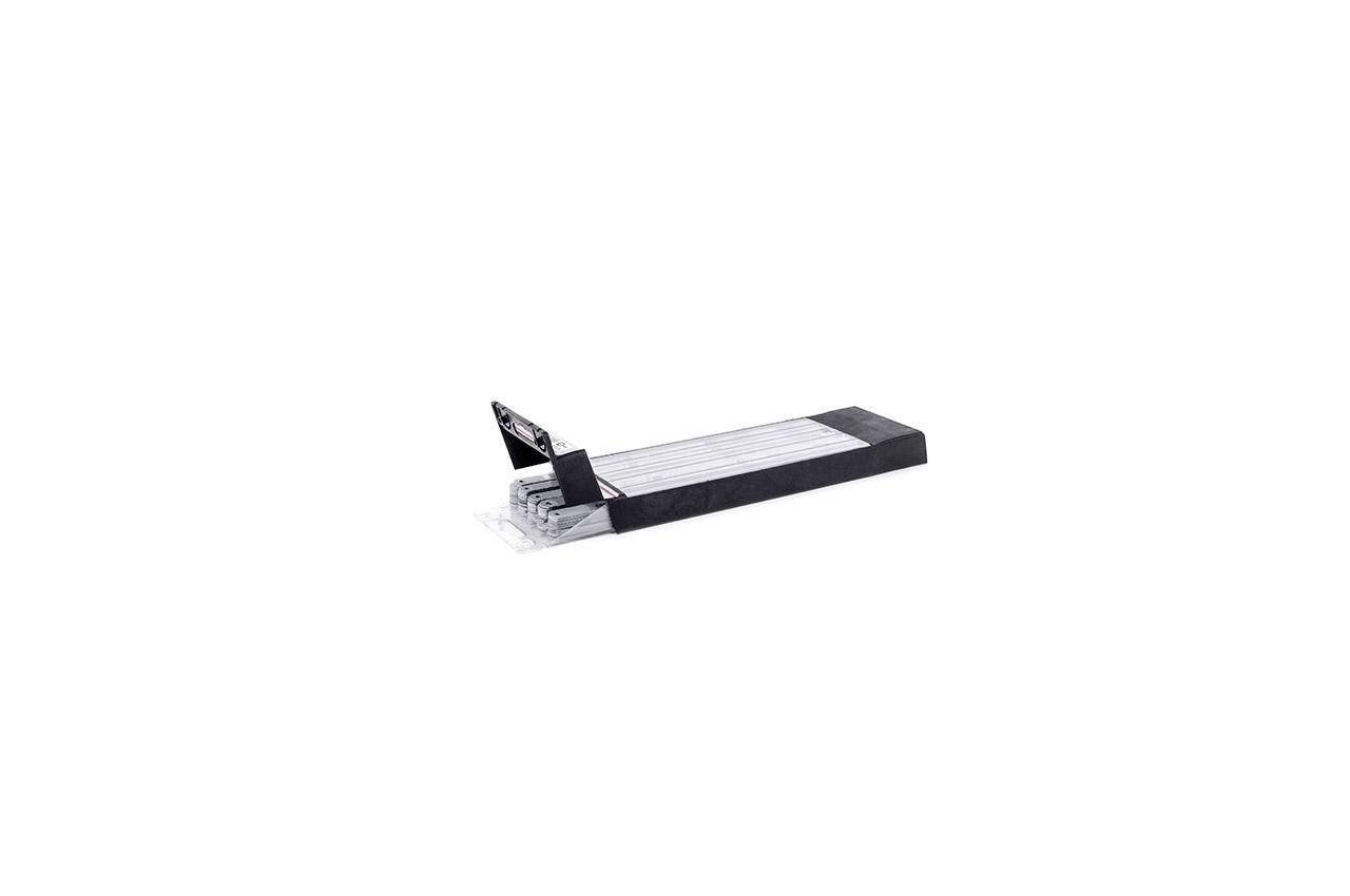 Полотно ножовочное по металлу Intertool - 300 мм x 24T x 1