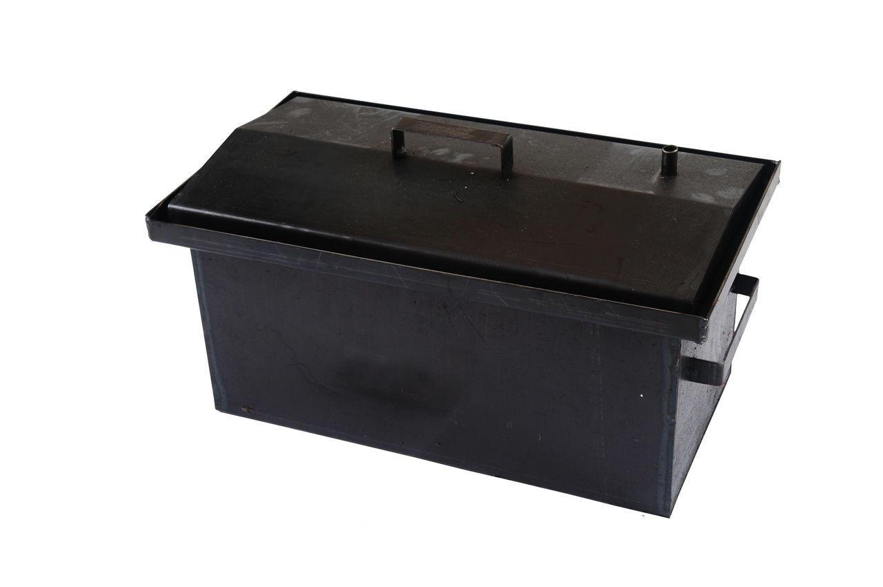 Коптилка DV - 200 x 400 x 200 мм, горячекатаная, Х164