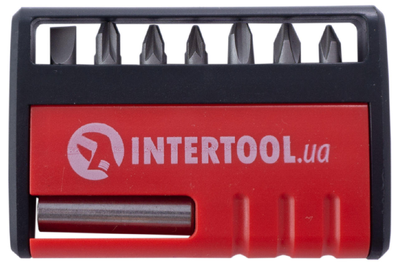 Набор бит Intertool - 7 шт.