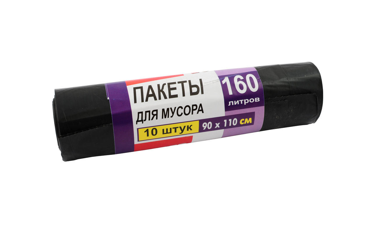 Пакеты для мусора Super Luxe - 160 л (10 шт.) 3 шт.