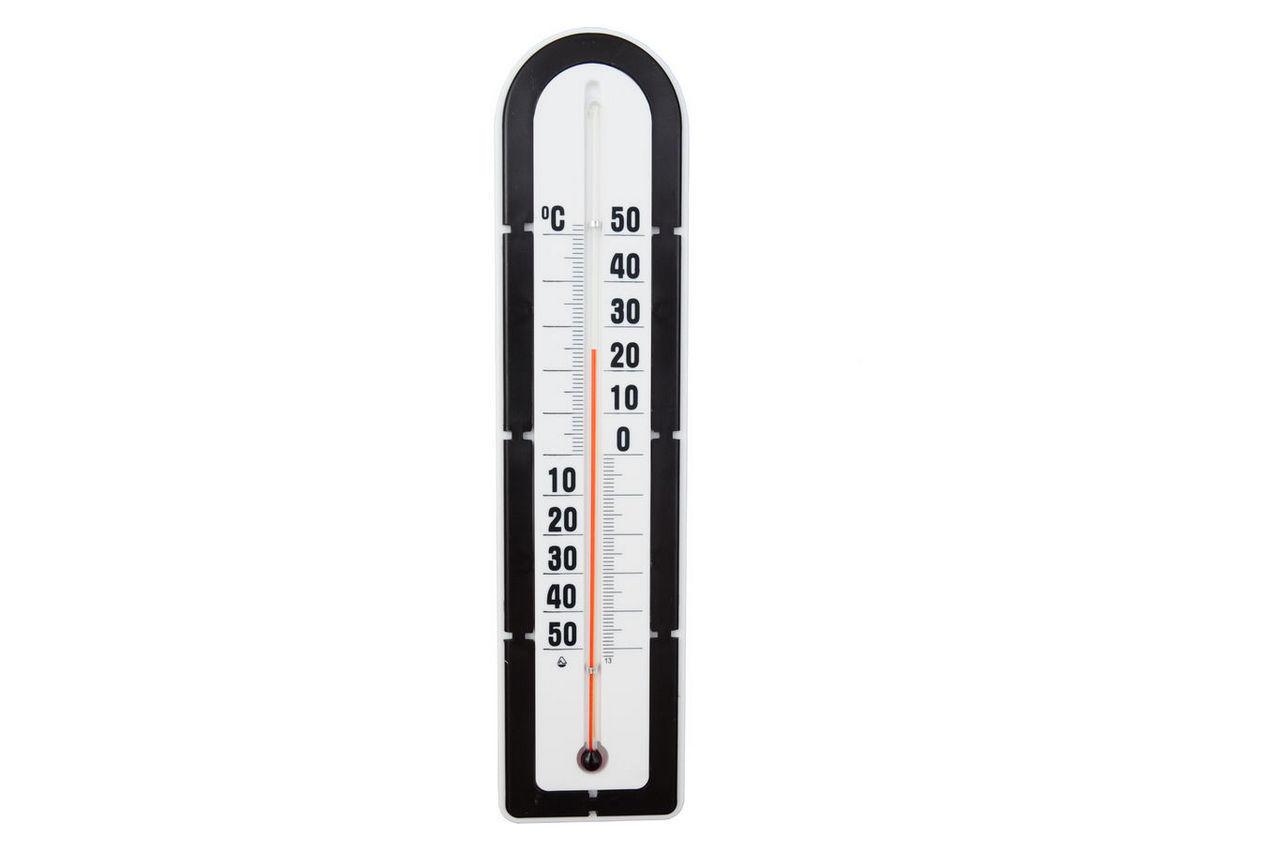 Термометр наружный Стеклоприбор - (-50/+50°C) ТБН-3-М2 исп 5 коричневый