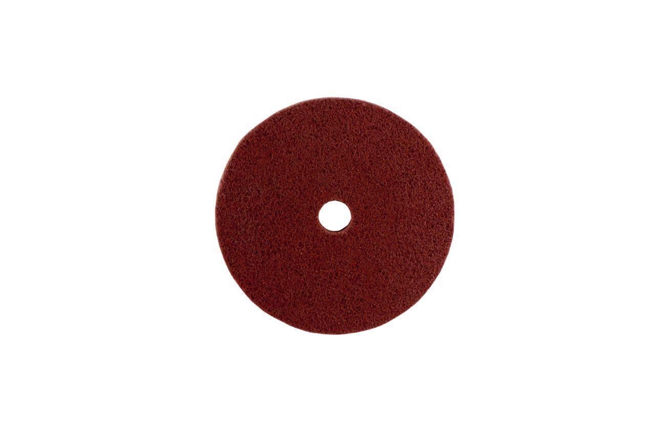 Вспененный абразив на станок Pilim - 150 x 10 x 22 мм x P80, бордовый