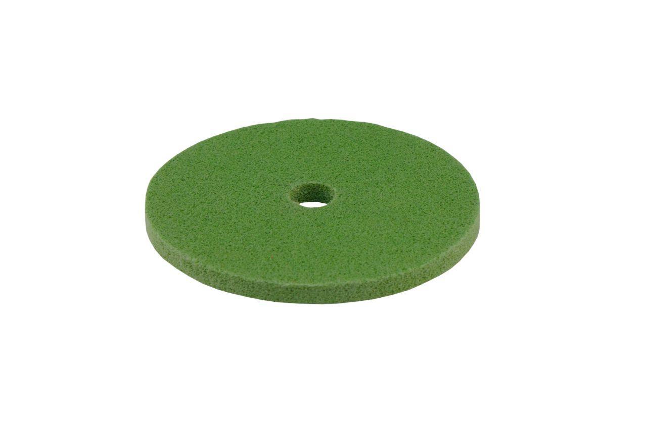 Вспененный абразив на станок Pilim - 150 x 10 x 22 мм x P240, зеленый