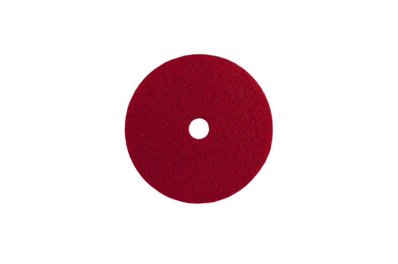 Вспененный абразив на станок Pilim - 150 x 20 x 22 мм x P120, красный