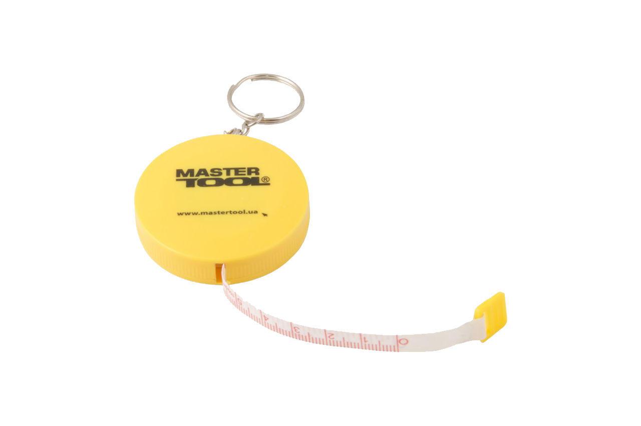 Рулетка Mastertool - 1,5 м x 7 мм, для швеи