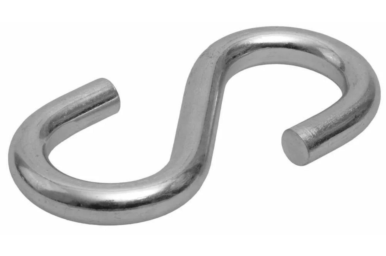 Крюк S-образный Apro - 8 мм