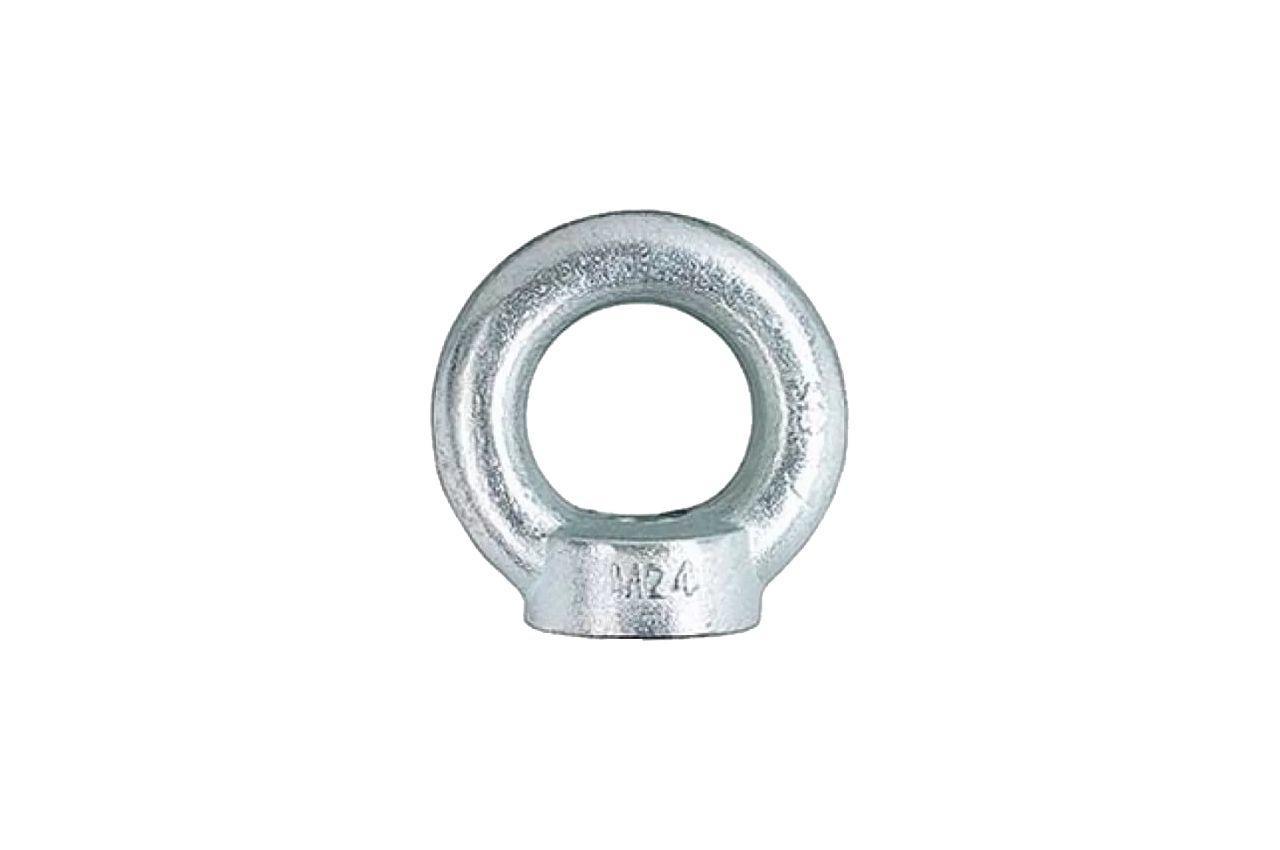 Гайка с кольцом Apro - М6 x 1 мм