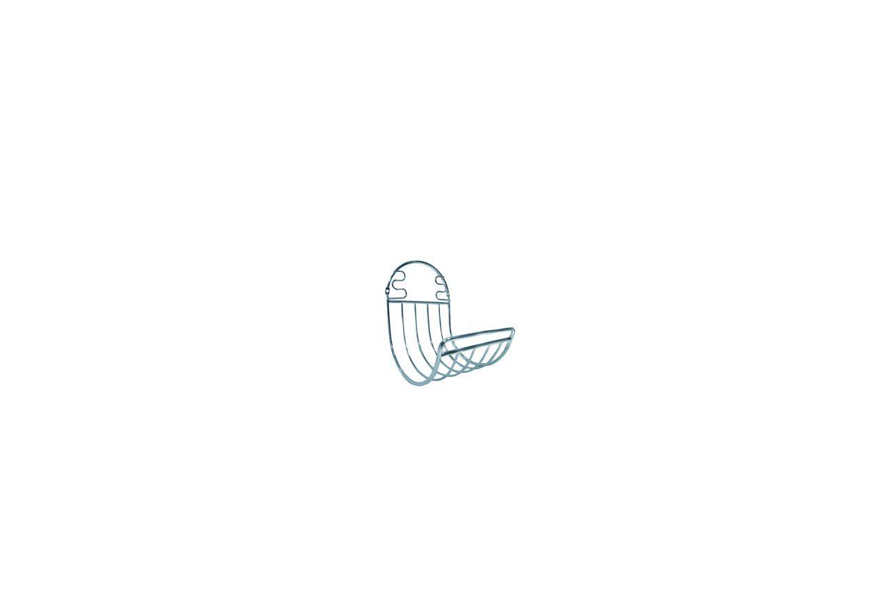 Держатель для туалетной бумаги FZB - полка, 9A151