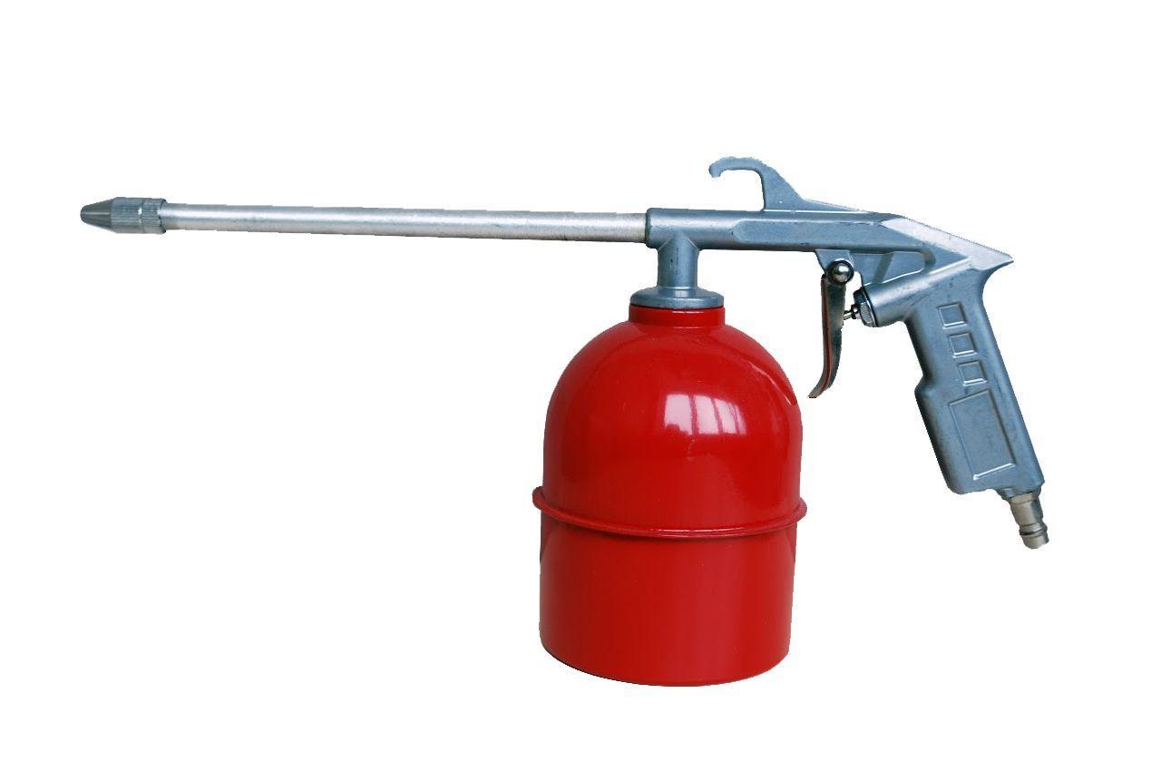Пневмопистолет для распыления жидкостей Housetools - 700 мл x 10бар