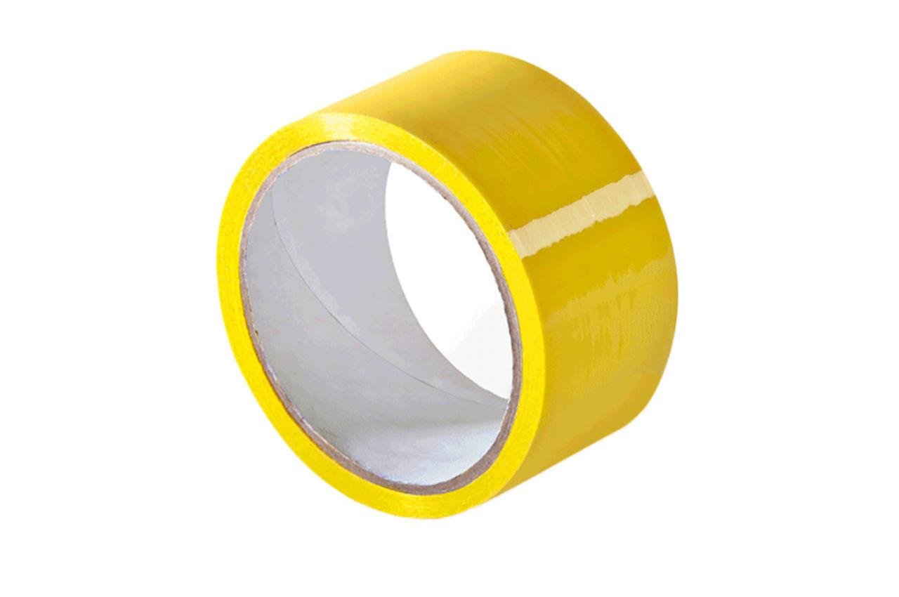 Скотч Winner Pack - 45 мм x 60 м x 40 мкм, желтый
