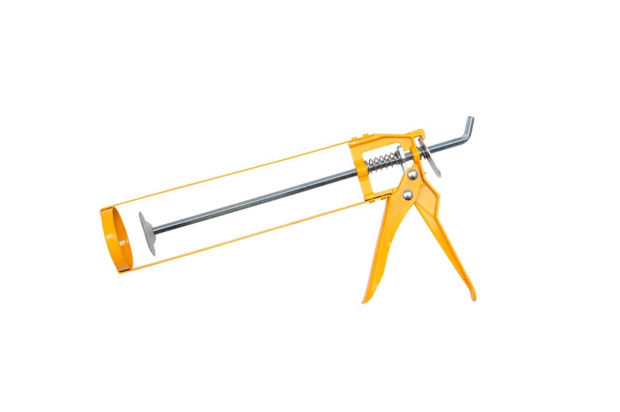 Пистолет для силикона Сила - 225 мм, скелетный