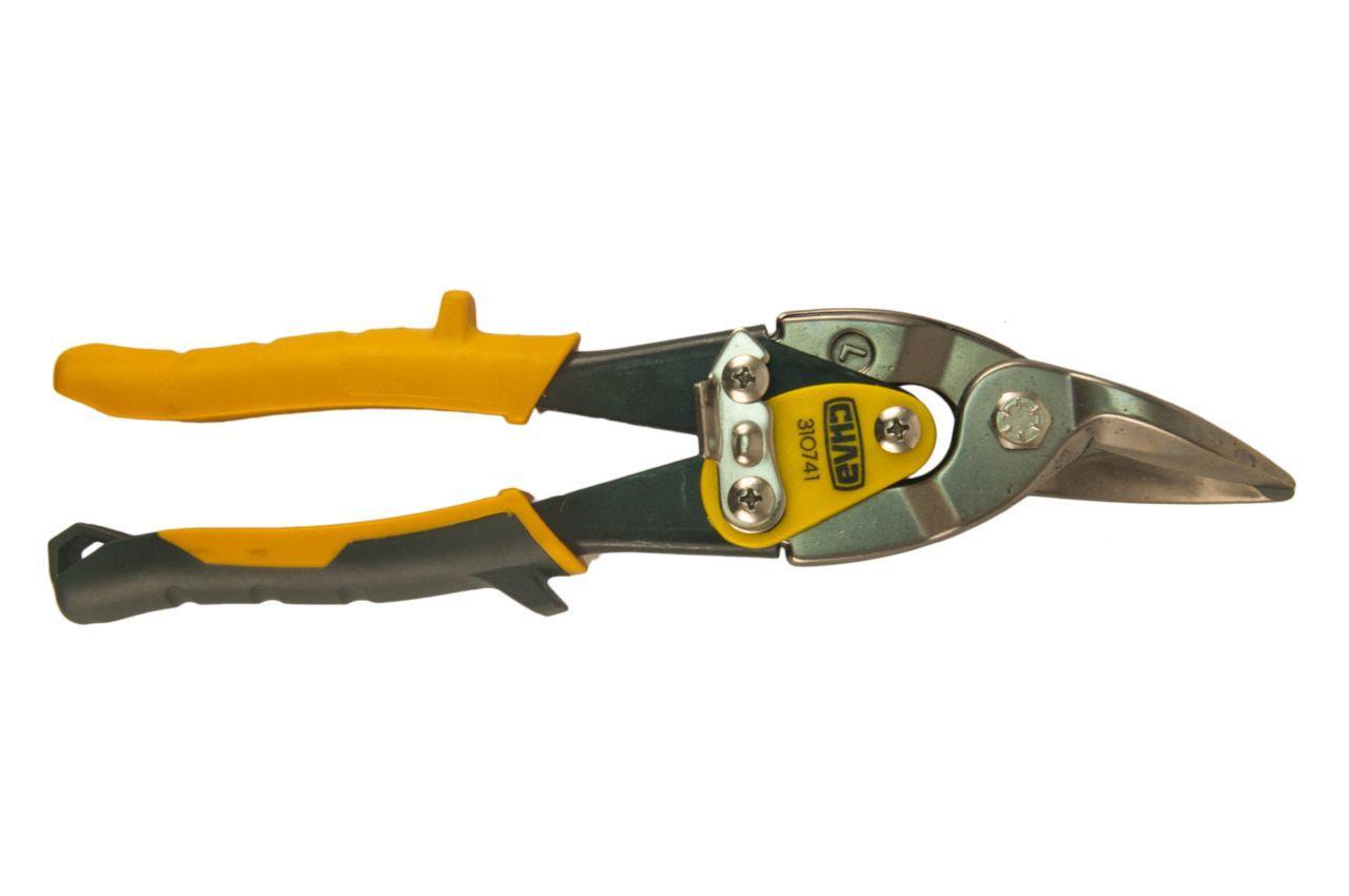 Ножницы по металлу Сила - 250 мм, левые PROF