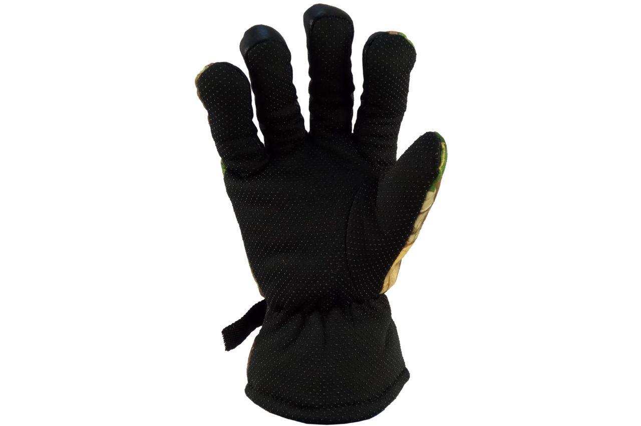 """Перчатки Китай - зимние охота (клякса) 10,5"""""""